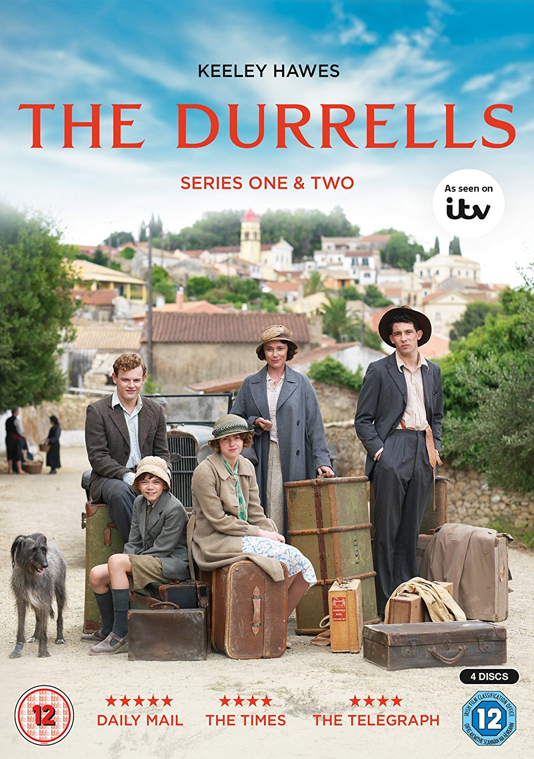 DURELAI (1 Sezonas) / THE DURRELLS IN CORFU Season 1