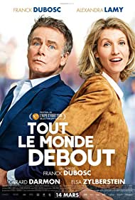 Franck Dubosc and Alexandra Lamy in Tout le monde debout (2018)