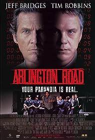 Tim Robbins and Jeff Bridges in Arlington Road (1999)
