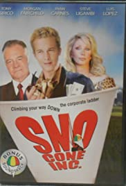 The Sno Cone Stand Inc Poster