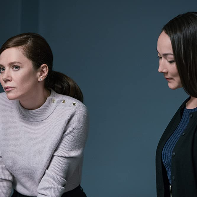 Anna Friel and Emily Piggford in The Girlfriend Experience (2016)