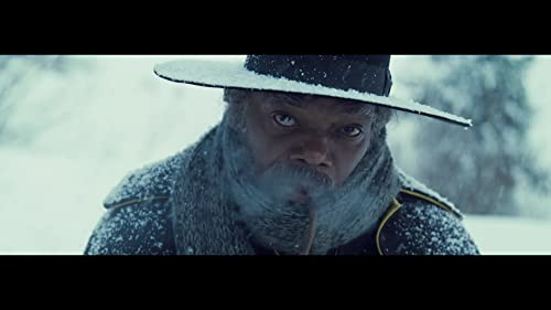 The Hateful Eight Featurette