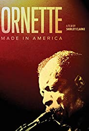Ornette: Made in America (1985) Poster - Movie Forum, Cast, Reviews