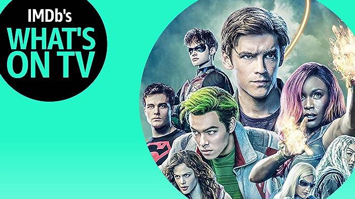IMDb's What's on TV (2019-)