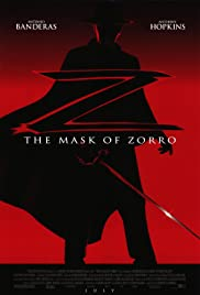 The Mask of Zorro (1998) 720p