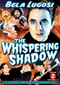 Movie video free download The Whispering Shadow USA [320x240]