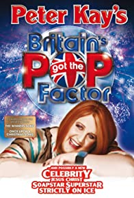 Primary photo for Britain's Got the Pop Factor... and Possibly a New Celebrity Jesus Christ Soapstar Superstar Strictly on Ice