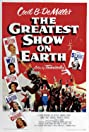 The Greatest Show on Earth (1952) Poster