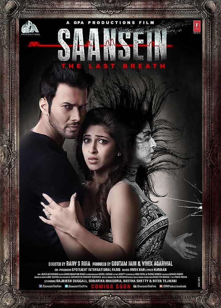 Saansein (2016) Hindi 720p | 480p HDRip x264 AAC