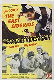 Mr. Muggs Rides Again Poster
