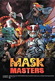 Mask Masters Poster