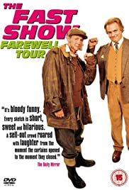 The Fast Show Farewell Tour Poster