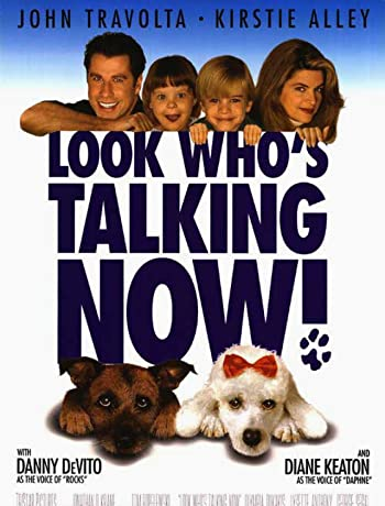 Look Who's Talking Now (1993) 720p