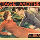 Maureen O'Sullivan and Franchot Tone in Stage Mother (1933)