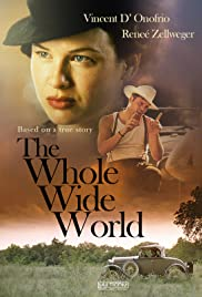 Play or Watch Movies for free The Whole Wide World (1996)