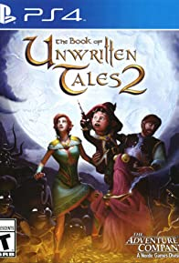 Primary photo for The Book of Unwritten Tales 2