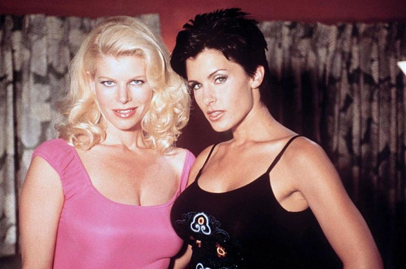 Kim Sill And Shauna Obrien In Scandal The Big Turn On