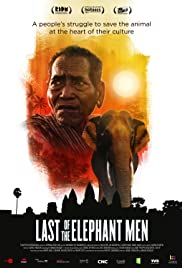 Last of the Elephant Men Poster