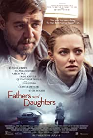 Russell Crowe and Amanda Seyfried in Fathers & Daughters (2015)