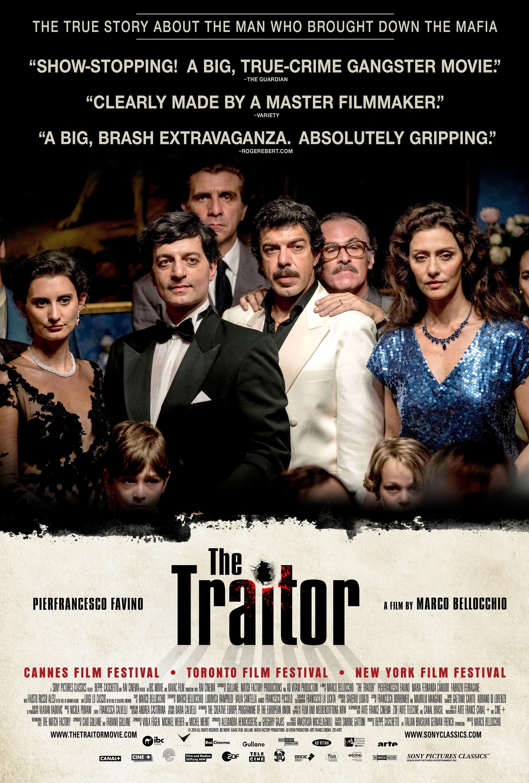 MAFIJOS IŠDAVIKAS (2019) / THE TRAITOR