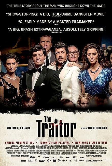 Film: Il traditore