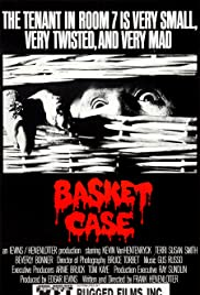 Basket Case (1982) Poster - Movie Forum, Cast, Reviews