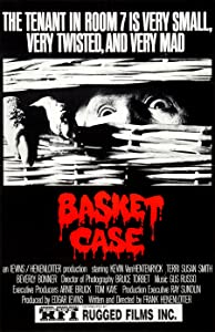 Full movie dvdrip free download Basket Case [640x360]