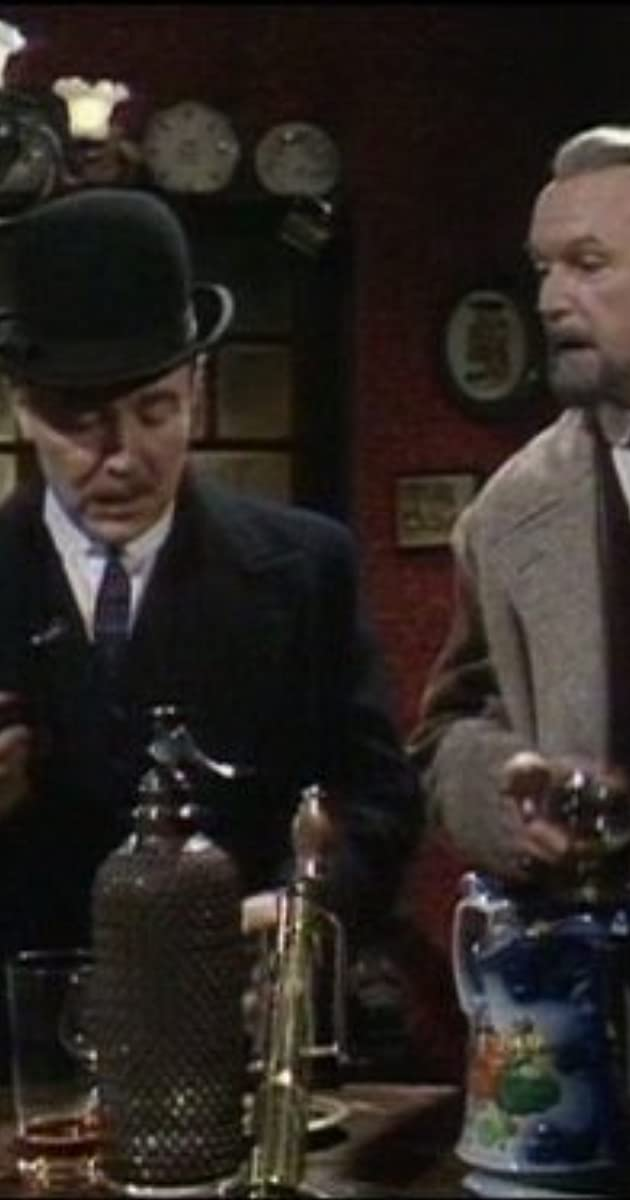 Father Brown The Mirror Of The Magistrate Tv Episode 1974