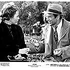 Jane Fonda and Maximilian Schell in Julia (1977)