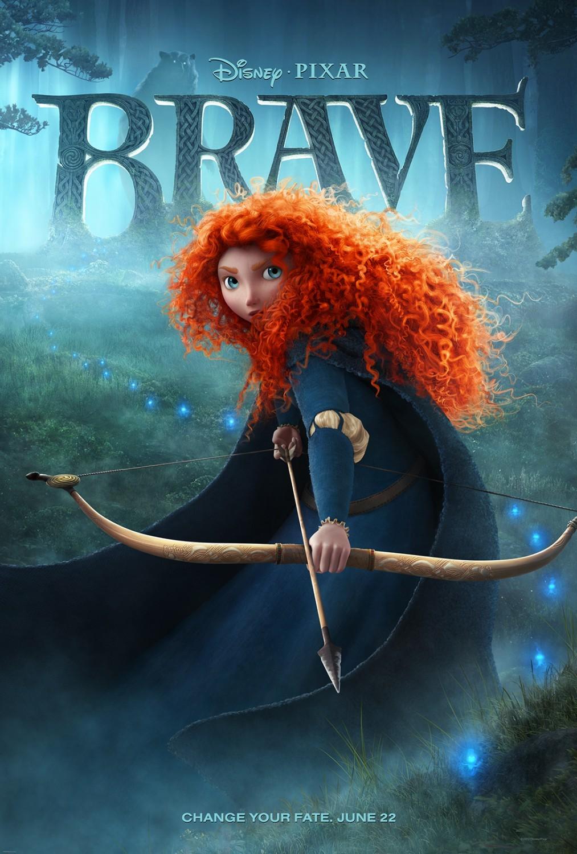 Brave (2012) BluRay 480p, 720p & 1080p