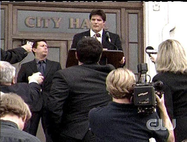 Leo Daniels on One Tree Hill as the One Tree Town Councilman/Mayor Dan Scott's(Paul Johansson) Assistant.