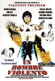 Un hombre violento Poster