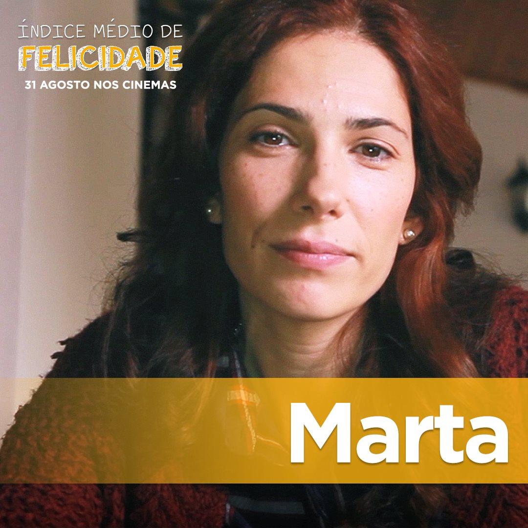 Patricia André in Índice Médio de Felicidade (2017)