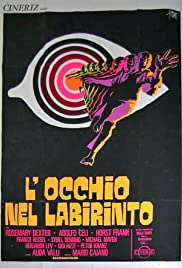 Eye in the Labyrinth (1972) Poster - Movie Forum, Cast, Reviews