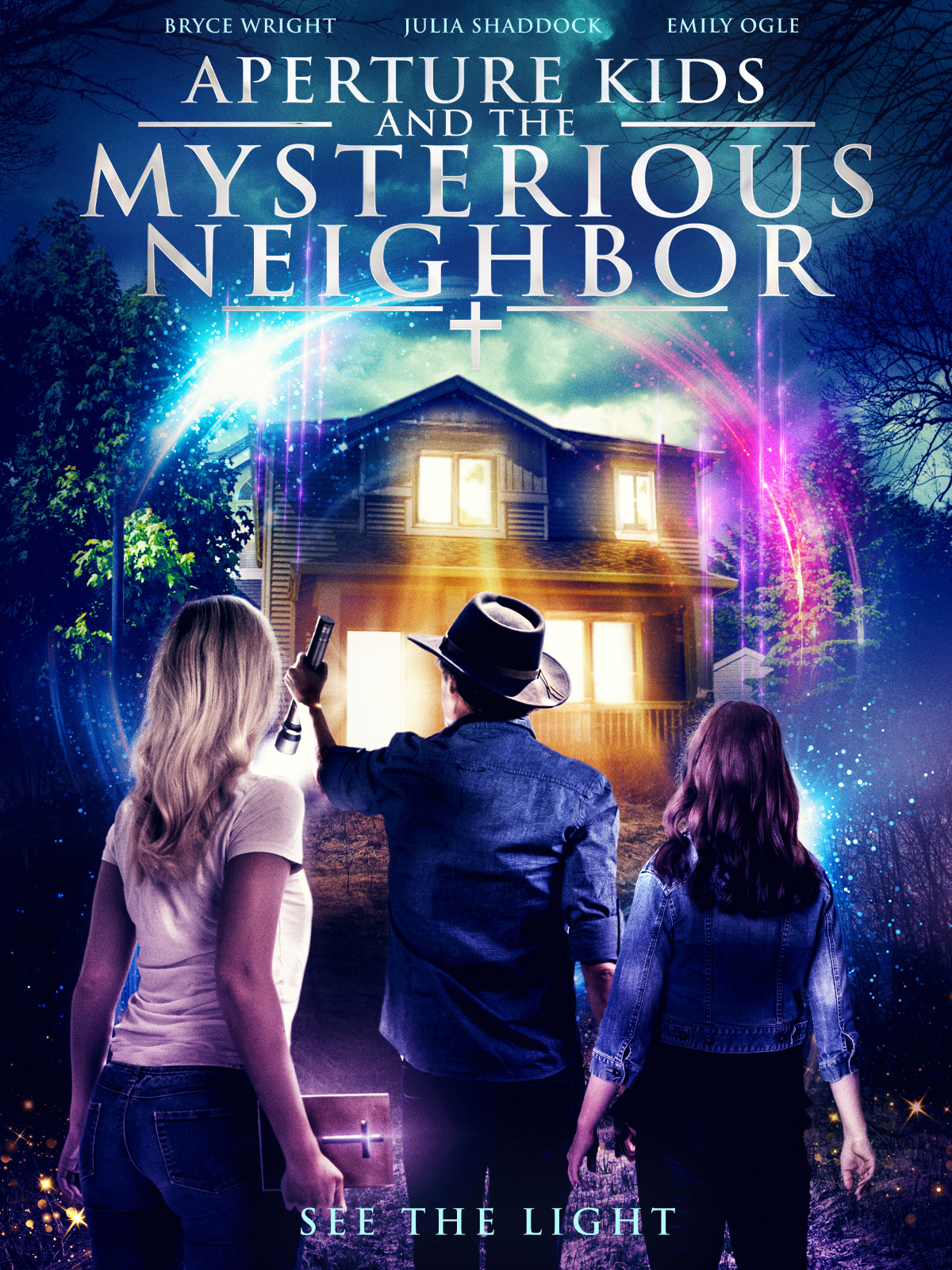 Aperture Kids and the Mysterious Neighbor poster image