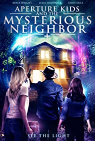 Bryce Wright, Julia Shaddock, and Emily Ogle in Aperture Kids and the Mysterious Neighbor (2021)