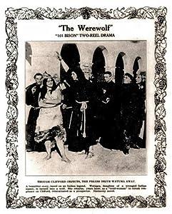 Movie notebook free download The Werewolf [2048x2048]