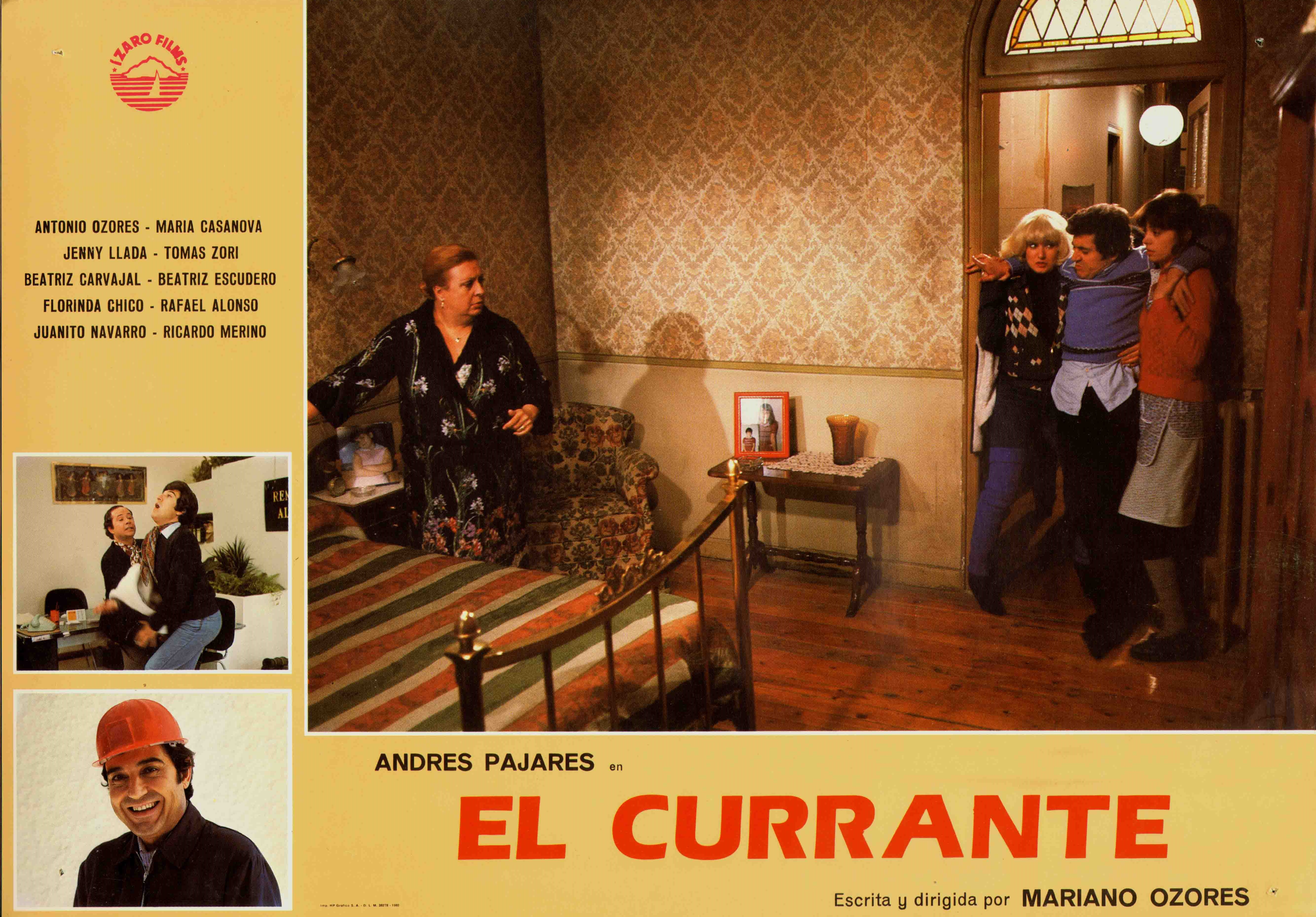 El currante (1983)