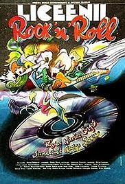 Liceenii Rock 'n' Roll Poster