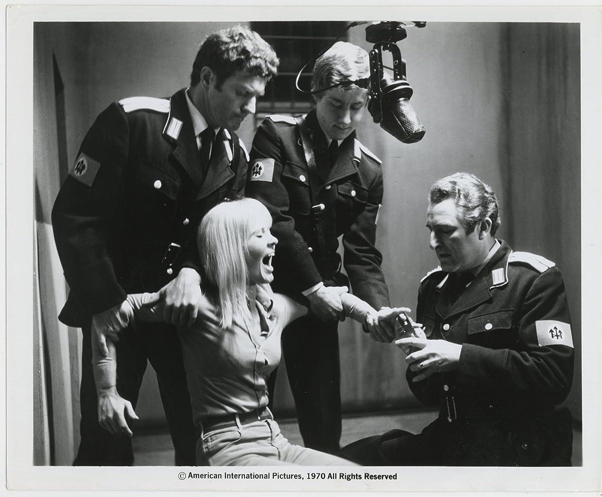 Scream And Again 1970 1209 Kemeja Army Black