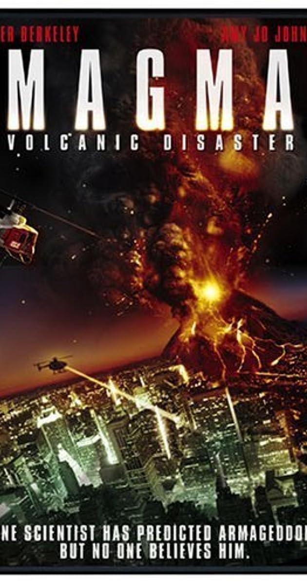 magma  volcanic disaster  tv movie 2006