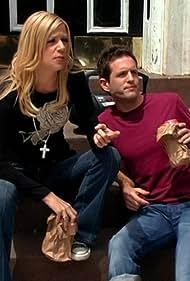 Kaitlin Olson and Glenn Howerton in It's Always Sunny in Philadelphia (2005)