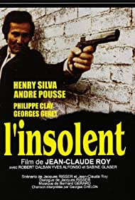 Henry Silva in L'insolent (1973)