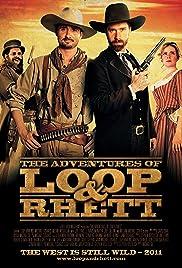 The Adventures of Loop & Rhett Poster