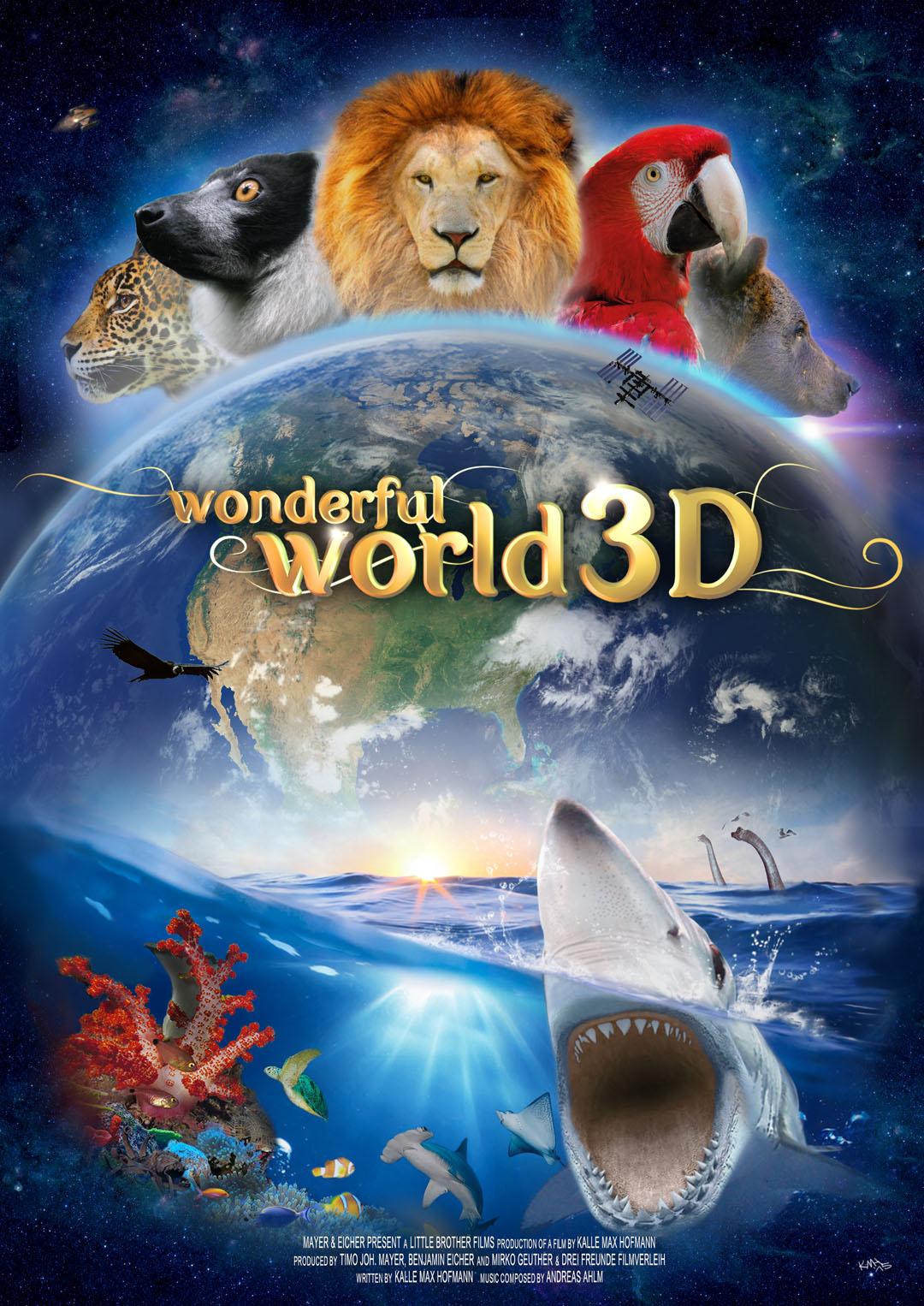 Wonderful World 3D (2015) - Photo Gallery - IMDb