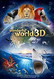 Wonderful World 3D Poster