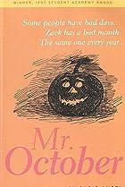 Mr. October (1996) Poster