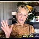 Sharon Stone in El hormiguero (2006)