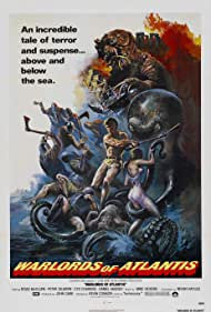 Warlords of Atlantis Poster - Movie Forum, Cast, Reviews