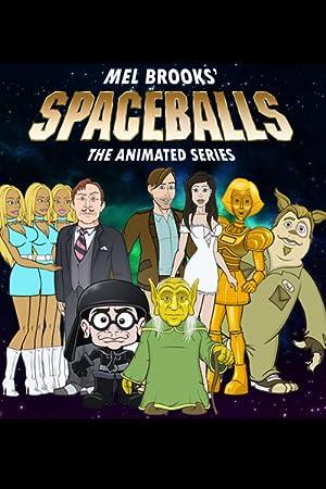 Animation Spaceballs: The Animated Series Movie